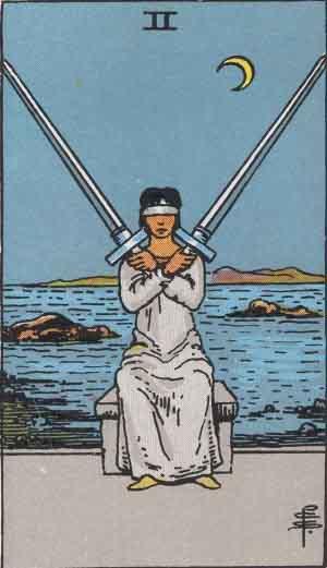 Tarot Card Meanings - The Swords Tarot Cards - Character