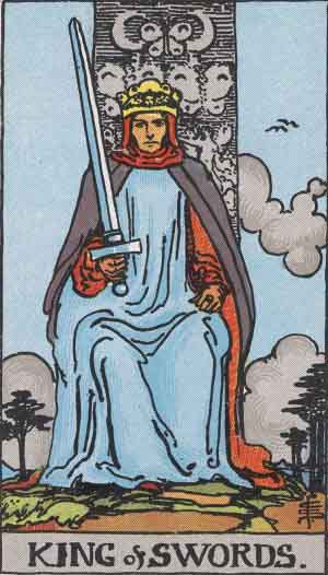 Tarot Card Meanings - The Swords Tarot Cards - Character